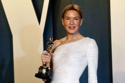 Renée Zellweger se corona como la mejor actriz protagonista en los Óscar