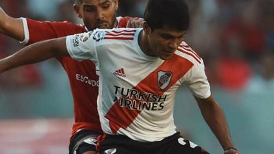 Robert Rojas anota en triunfo de River Plate