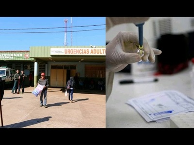 EL HOSPITAL REGIONAL SIN REACTIVOS PARA ANALISIS DE DENGUE
