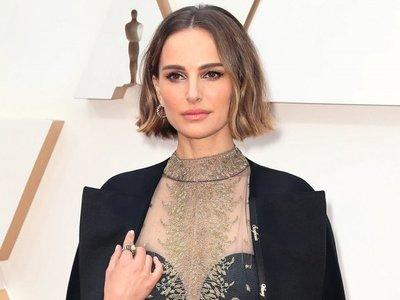 El elegante y sutil reclamo de Natalie Portman a los premios Oscar