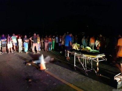 Muere un indígena que fue arrollado dos veces consecutivas en Chaco'i