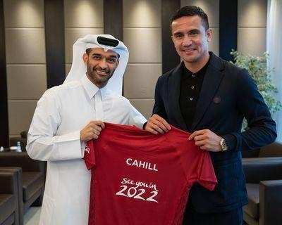 Tim Cahill, embajador del Mundial de Qatar