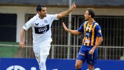 Olimpia vs Sportivo Luqueño (1-1) Resumen y Goles Apertura Paraguay 2014