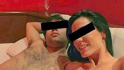 Supuesta foto caliente de Pamela Rodríguez y Celso Franco