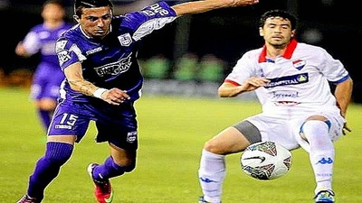 Nacional vs Defensor Sporting (2-0) Resumen y Goles Copa Libertadores 2014