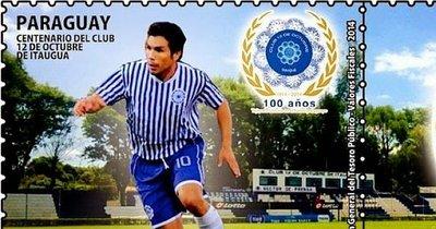 Salvador Cabañas aparecerá en los sellos postales