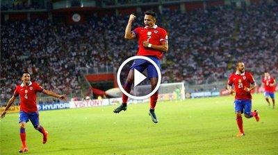 Goles segunda fecha eliminatorias Mundial Rusia 2018 (VÍDEO)