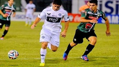 Olimpia vs Rubio Ñu (3-0) Resumen y Goles Apertura 2014