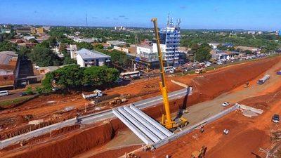 CDE: Inicia montaje de vigas del Multiviaducto