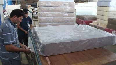 Exportación de sommiers movió USD 400.000