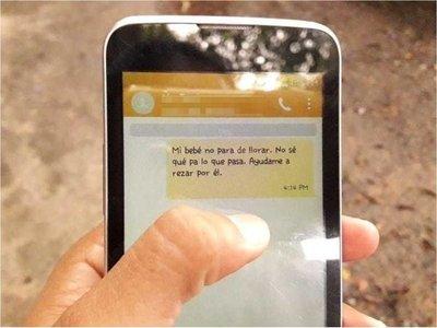 Consultas con médicos ñana se hacen a full por celular