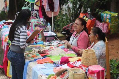 Feria Kuña Rembiapo