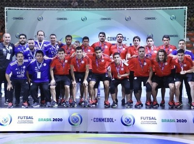 Paraguay queda en tercer lugar tras vencer 6-2 a Venezuela