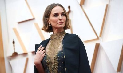 Natalie Portman y su fuerte declaración ante la falta de diversidad en los Oscars 2020