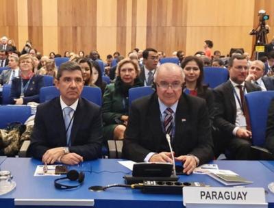Presentan política de defensa en Conferencia sobre seguridad física nuclear