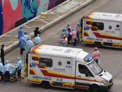 Suman 1.011 muertos por coronavirus en China