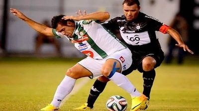 Rubio Ñu vs Olimpia (2-1) Resumen y Goles Apertura 2014