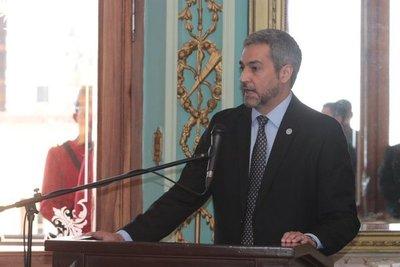 Mario Abdo se reúne con exmandatarios para dialogar sobre la unidad colorada