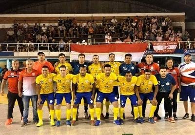 HOY / Limpio clasificó al Nacional de fútbol de salón