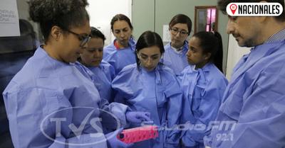 Paraguay, entre los 9 países de las Américas que realizan examen para detectar nuevo coronavirus