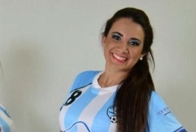 Loreteña se destaca en el fútbol femenino