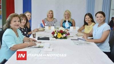 PROYECTAN CREACIÓN DE LA CÁMARA DE MUJERES EMPRESARIAS DE ITAPÚA