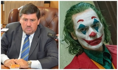 Blas Llano se inspiró en la película Joker para apoyar proyecto de ley