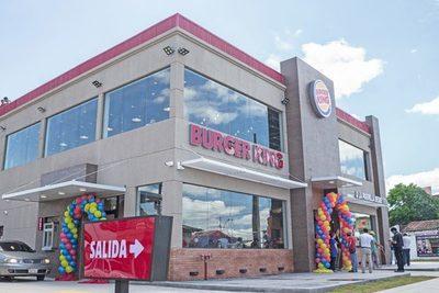 Burger King afianza su expansión en el país