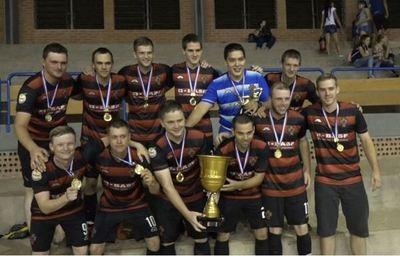 Estancia Coronillo, campeón invicto del torneo de Futsal del FSV
