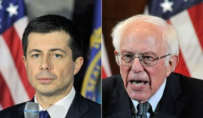 Los demócratas celebran las segundas primarias con Sanders como favorito