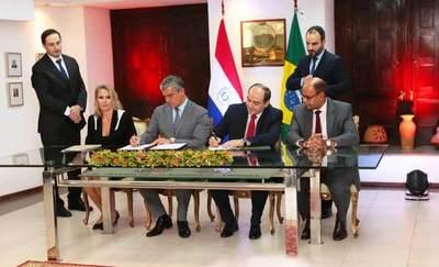 Paraguay y Brasil firman histórico acuerdo automotriz que da previsibilidad e impulso al sector