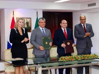 Paraguay firma acuerdo automotriz con Brasil para impulso del sector