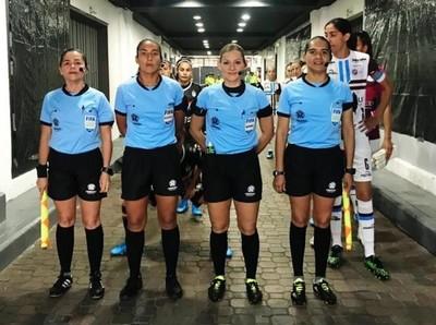 Autoridades para el Sudamericano Femenino