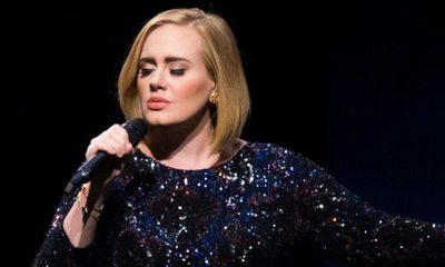 Adele luce mejor que nunca en nueva foto de la cantante