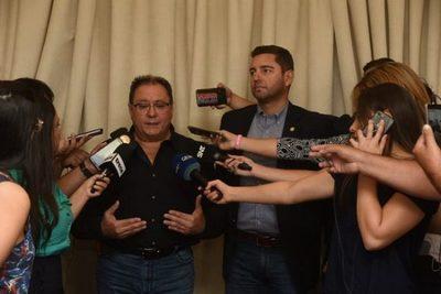 Reunión entre Abdo Benítez y Cartes no es prioridad, según Alderete