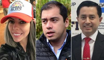 Audio sugiere repartija de cupos políticos en CDE