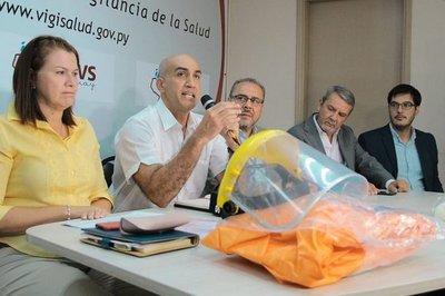 Felicitan a Paraguay por sus medidas anticoronavirus