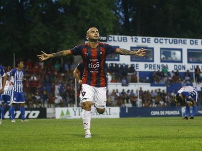 Gran jugada y definición de Josué Colmán para el mejor gol de la fecha 4 del Apertura