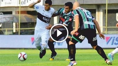 Olimpia vs Rubio Ñu (2-1) Goles Resumen Resultado Clausura 2015