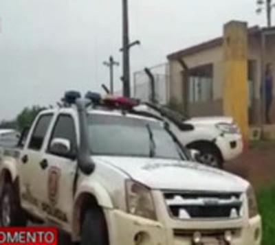 Adolescentes se escapan del Centro Educativo de Pedro Juan Caballero
