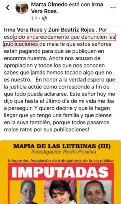 MAFIA DE LAS LETRINAS (IV). Terrorismo cibernético en contra de Radio Positiva