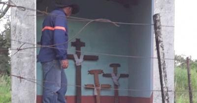 """""""Curuzú 40"""": soldado que enterró a los caídos"""
