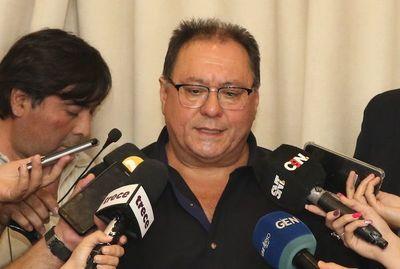 Alderete afirmó que la unidad no se centra en imposiciones