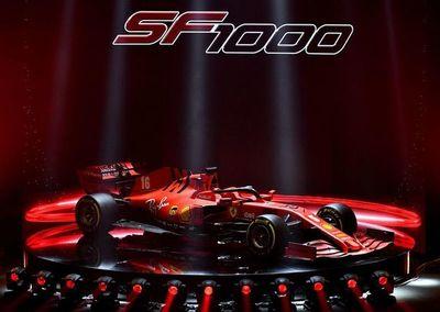 Deslumbrante Ferrari
