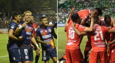Sol de América gana por la mínima y River Plate cae ante Deportivo Cali