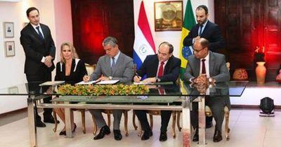 Acuerdo automotriz entre Paraguay y Brasil permitirá capitalizar inversiones