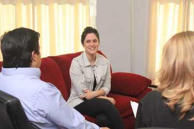 Gobernador de Ñeembucú Lic. Luis Benítez, se reúne con la Presidenta de Instituto Paraguayo de Artesania