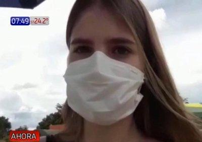 """La paraguaya que estuvo en Wuhan: """"Estoy en cuarentena"""""""