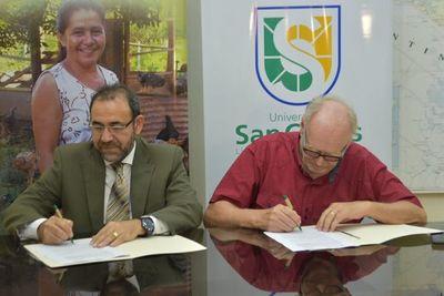 CAH y San Carlos promoverán programas para el sector agrario