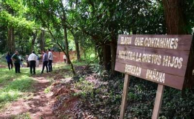 Elaboran plan de desarrollo turístico del lago Yrendy